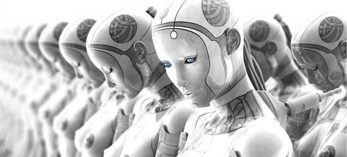 female-robot